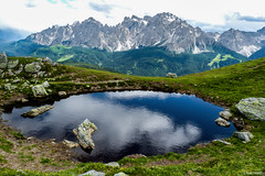 Alto Adige (Robert J Heath) Tags: ridge mountainridge summit rocky arete pinnacles sestosundial moos moso sexten sancandido innichen landscape italy panorama mountains alps