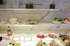 Buffet counter (A. Wee) Tags: cathaypacific  thebridge  lounge hongkong hkg    china buffet counter