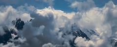 Balcon dans les Nuages (Frdric Fossard) Tags: paysage nature montagne panorama massifdumontblanc balconnord glacier cimes altitude alpes hautesavoie crtes artes chamonix aiguilledumidi aiguillesdechamonix lumire ombre neige hautemontagne