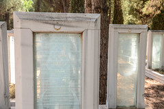 Frames of Graves (Allison Mickel) Tags: nikon d7000 adobe lightroom edited turkey gallipoli history museum war wwi battle monument memorial cemetery