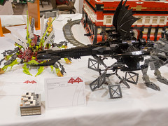 Batman's X-Wing (Yuxuan.fishy.Wang) Tags: batman bricksbythebay lego xwing santaclara california unitedstates us