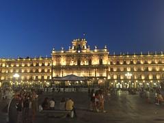 Plaza Mayor Salamanca (touring_fishman) Tags: salamanca spain september 2016 plazamayor night