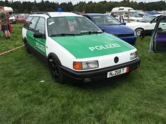 VW Passat B3 Polizei (VAGDave) Tags: vw passat b3 polizei volkswagen