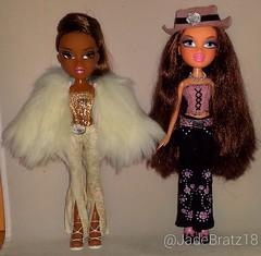 New Dolls 17.08.2016 (JadeBratz18) Tags: bratz las vegas sasha wild west phoebe passion4fashion passion fashion fashiondoll doll dolls onlybratzarebratz
