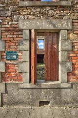 _Q8B0077.jpg (sylvain.collet) Tags: france ruines ss nazis tuerie massacre destruction horreur oradour histoire guerre barbarie