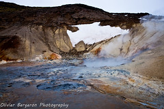 Seltun Iceland (funkytravel) Tags: seltun blue geothermal glacial hydrothermal ice iceland idyllic islande landscape mineral mountain nature nordic north rock scenics sky snow stone sulfur winter