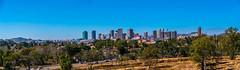 Pretoria CBD From University (Paul Saad (( ON/OFF ))) Tags: pano panoramic panorama hdr buildings city cities cbd pretoria southafrica sky