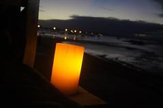 Luz (Mariporaii Fotografia) Tags: luz iluminao restaurante bar praia cais beach viagem rj fim de tarde sky nigth