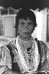 (Edu Alawi) Tags: film blackandwhite portrait manobo bukidnon philippines woman neopan400