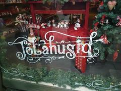 Kerstwinkel!