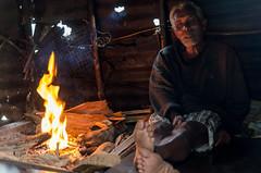 Orang Asli tribe (Emifulio81) Tags: orang asli tribe trib indigeno jungla foresta men fire fuoco malesia highlands cameron d7000 nikon malaysia