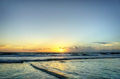 NSB Dawn, 08/29/2016 (TaranRampersad) Tags: nsb newsmyrnabeach florida sunrise dawn morning beach landscape water outdoors outside hdr seaside oceanside