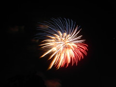 DSCN2979 (Yoru Tsukino) Tags: fireworks canada day 2016 night fire colorful colourful annual yearly