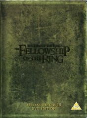 The Fellowship of the Ring by J.R.R.Tolkien (Tolstoy2007) Tags: thering tolkien dvd