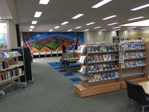 Griffith City Library, NSW, 21 March2015
