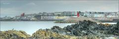 Bangor Seafront, County Down, Northern Ireland (BangorArt) Tags: bangor marina eisenhowerpier bay harbour pier countydown northernireland paulanderson bangorart seacliffroad pickie hdr royalulsteryachtclub ruyc ulster