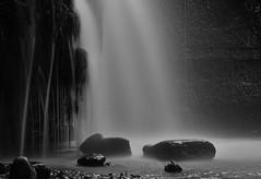 Washroom (Alan-Taylor) Tags: water waterfall pebbles longexposure leefilter bigstopper blackandwhite bw black white canon 70d sigma1770 yorkshire