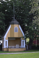 Small Portal Bandstand (Christopher M Dawson) Tags: portal bandstand viking baltic scandinavia homelands travel international foreign tourism adventure history scenery art architecture europe 2016cmdawson nikon sweden sigtuna town village old small quaint lake