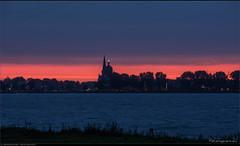 Hoorn ontwaakt (Peterbijkerk.eu Photography) Tags: grotekerk hoorn koepelkerk zonsopkomst markermeer peterbijkerkeu sunrise noordholland nederland nl