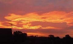 This mornings sunrise 28th september (petefreeman75) Tags: sunrise september