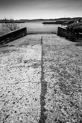 IMG_3887 (NinjaWeNinja) Tags: canon 6d 1634 wide angle black white blackandwhite sf san francisco sanfrancisco contrast fort baker fortbaker golden gate bridge goldengatebridge california high