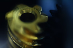 remnant of the day (paloetic) Tags: macro machinery motionblur cogs remnantofthedayseries