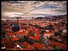 MADEIRA DESDE ARRIBA (*atrium09) Tags: sky portugal cielo monte casas madeira isla ilha hdr tejados funchal teleferico techos atrium09 rubenseabra