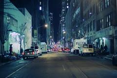 Building Forest (Génial N) Tags: usa ny newyork night america pentax manhattan citylights nightlight nycity pentaxk01
