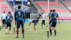 Kenny Miller (The Vancouver Herald) Tags: canada vancouver training football britishcolumbia soccer dominion 2012 cascadia bcplace mls majorleaguesoccer footvolley kennymiller associationfootball westernconference dominionofcanada trainingsessions vancouverwhitecapsfc vwfc