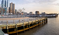 View from Pier 84 (misterperturbed) Tags: autostitch newyork