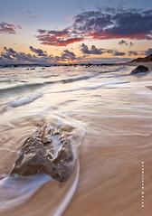 Alone by the sea (Francisco J. Prez.) Tags: naturaleza nature mar spain paisaje panoramica playas tarifa sigma1020mm playasdetarifa pentaxart pentaxk5 franciscojprez