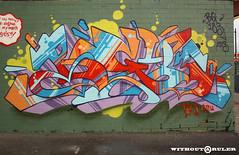 BG 183 TATS CRU in Las Vegas (Van Gogh made me do it) Tags: las vegas graffiti tats bg183