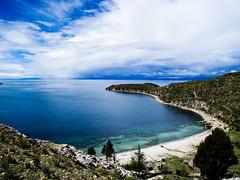 Isla del Sol - Bolvia. (ft.2013) (Leonardo Salomo) Tags: lake titicaca landscape lago la paz bolivia paisaje paisagem departamento altiplano puna