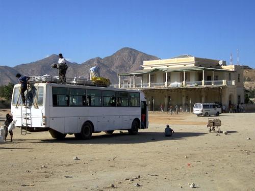Keren Station