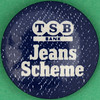 TSB Bank Jeans Scheme (Leo Reynolds) Tags: xleol30x squaredcircle button pin sqset089 canon eos 40d 0125sec f80 iso100 60mm 066ev groupbadges grouppins groupbuttons badge hpexif xx2013xx