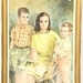 117. Primrose McPherson Paschal (NC, 1915-1998), Mother & Sons