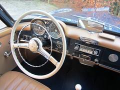 Mercedes 190 SL (1962).