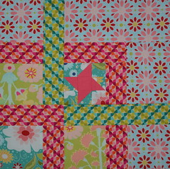 Block for Joan (jenjohnston) Tags: quiltblock quiltingbee