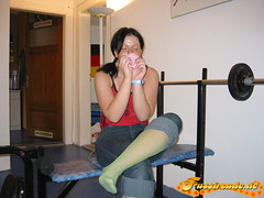 fussfreude_socken_riechen (Fussfreude-Tom) Tags: feet socks foot tights sweaty pantyhose smelly stinky smells nylons smellow