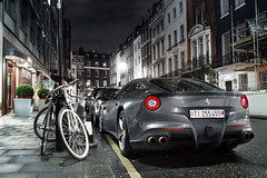 Berlinetta. (Alex Penfold) Tags: london grey swiss ferrari mayfair ti f12 455 berlinetta 255 ti255455