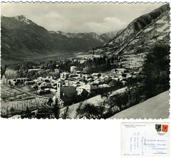Roncegno Terme, 1960 (Ecomuseo Valsugana | Croxarie) Tags: cartolina 1960 roncegno sittoni roncegnoterme croxarie giuseppesittoni