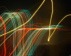 heartbeat (BryanBowman) Tags: light painting photography