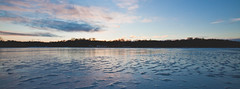 (J.Michael.Haas) Tags: sunset ice frozen sweden stockholm stock hagaparken canon5dmkii 5dmkii