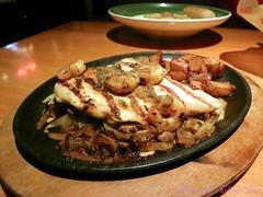 Bourbon Street Chicken & Shrimp @ Applebee's - Saratoga Ave (Tohru にゃん) Tags: food canon applebees s100 foodspotting applebeessaratogaave foodspotting:place=460728 bourbonstreetchickenshrimp foodspotting:review=3146790