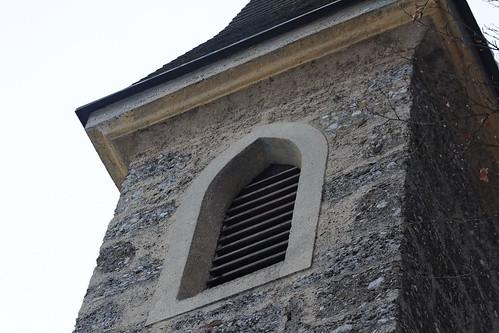 Vituskirche in Oberregau