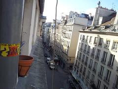 ____720 CREW____'3' (BOUCHE D'ÉGOUT) Tags: street streetart paris art collage sticker bat 75 rue 720 mal1