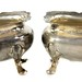 2102. Pair of Edwardian Silver Salts
