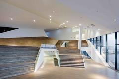 EYE, Arena 5, staircase