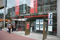 Museum für Film und Fernsehen (ThomasKohler) Tags: street city film museum und potsdamer architektur mitte hochhaus fernsehen deutsche für berlinmitte potsdamerstrasse scycraper kinemathek