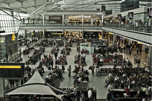 Heathrow Airport by h.kambe, on Flickr